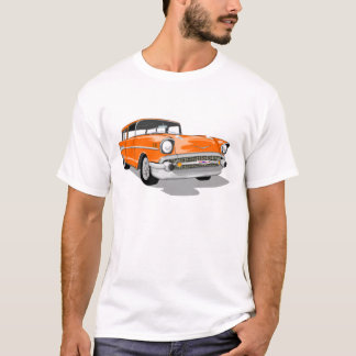 1957 Nomad in Orange T-Shirt