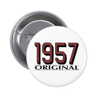 1957 Original Buttons