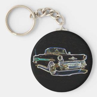 1957 Pontiac Keychain