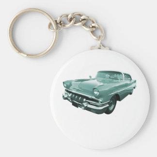 1957 Pontiac Star Chief Keychain