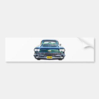 1958 Cadillac Bumper Sticker