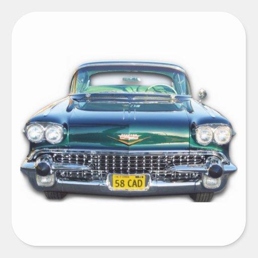 1958 Cadillac Sticker
