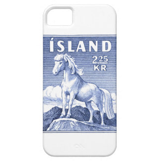 1958 Icelandic Horse Postage Stamp Case For The iPhone 5