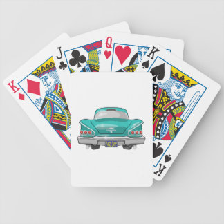 1958 Impala Pass Envy Bicycle Playing Cards