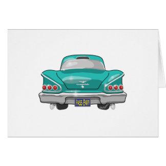 1958 Impala Pass Envy Card