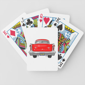 1958 Oldsmobile 88 Bicycle Playing Cards