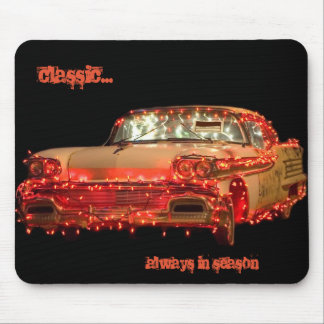 1958 Oldsmobile Mouse Pad
