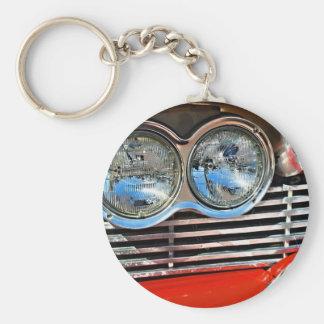 1958 Plymouth Fury Keychain