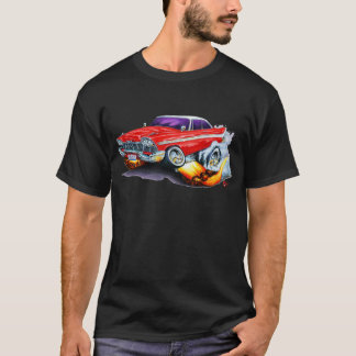 1958 Plymouth Fury Red Car T-Shirt