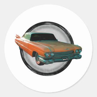 1959 Cadillac Big Fin Stickers