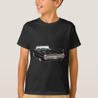 1959 Cadillac Black Car T-Shirt