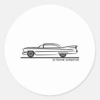1959 Cadillac Coupe Sticker
