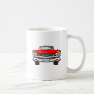 1959 Cadillac Series 62 Coffee Mug