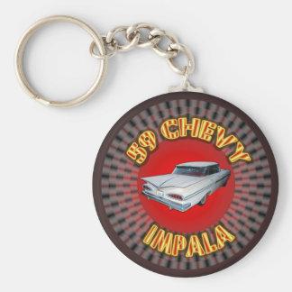 1959 Chevy Impala Keychain. Keychain