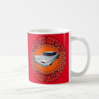 1959 Chevy Impala Mug. Coffee Mug
