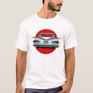 1959 Chevy Impala Tailfin Car Tshirt