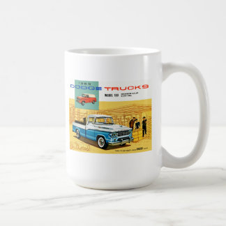 1959 Dodge trucks Coffee Mug