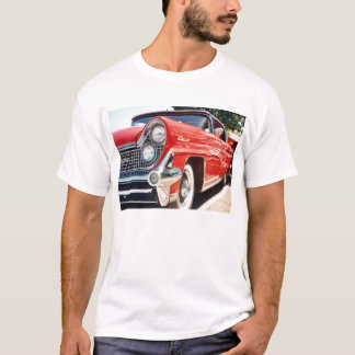 1959 Lincoln Continental Convertible Men's T-shirt
