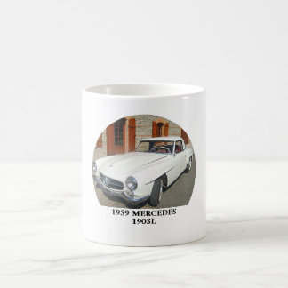 1959 Mercedes 190SL Coffee Mug