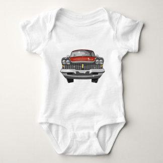 1959 Plymouth Fury Baby Bodysuit