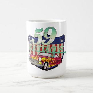 1959 Vintage Coffee Mug