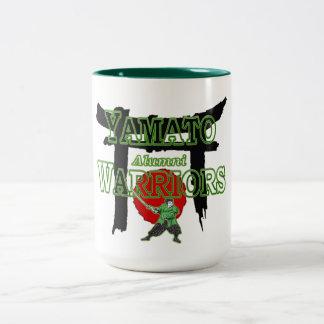1960-1973 Yamato High School Japan Two-Tone Coffee Mug