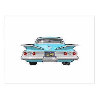 1960 Chevrolet Impala Postcard