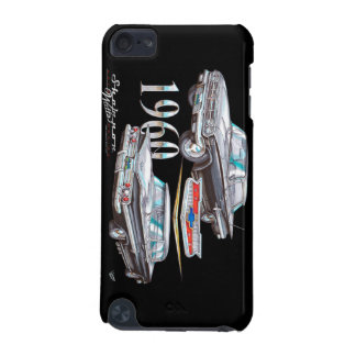 1960 Chevy Impala Sports Sedan iPod Touch (5th Generation) Cases