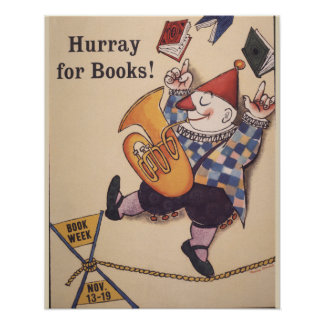 1960 Children's Book Week Poster