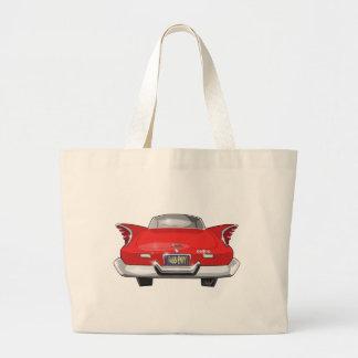 1960 DeSoto Large Tote Bag
