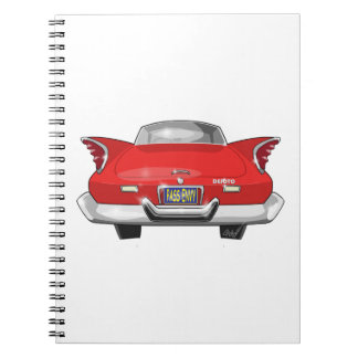 1960 DeSoto Notebooks