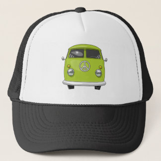 1960 Hippie Van Trucker Hat