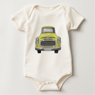 1960 International Pickup Baby Bodysuit