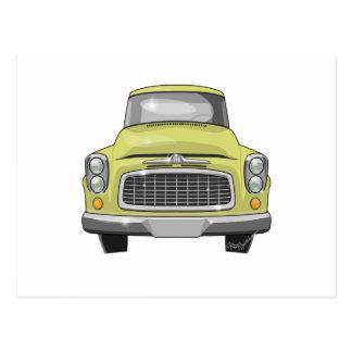 1960 International Pickup Postcard