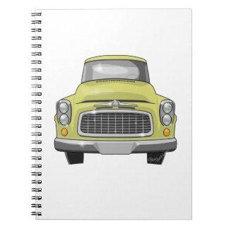 1960 International Pickup Spiral Notebooks