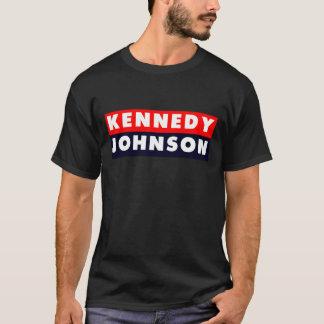 1960 Kennedy Johnson Bumper Sticker T-Shirt