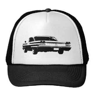 1960 Pontiac trucker hat