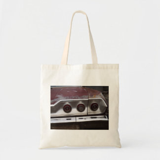 1960s Chevrolet Impala Tail Lights Tote Bag