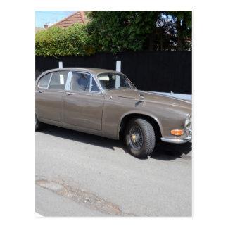 1960s Daimler Sovereign Postcard