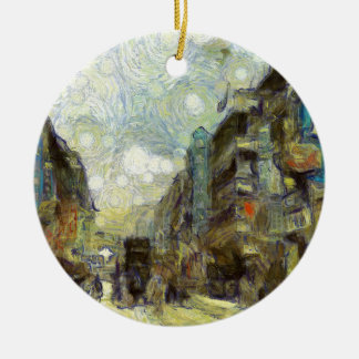 1960s Hong Kong Ceramic Ornament
