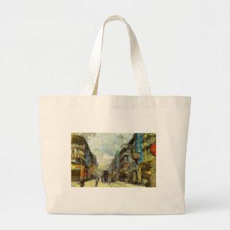 1960s Hong Kong Large Tote Bag