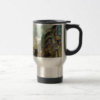 1960s Hong Kong Travel Mug