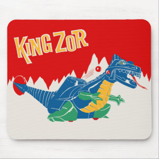 1960s King Zor Mousepad