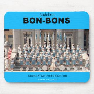 1960s Mouse Pad (Bon-Bon Photo Memory)