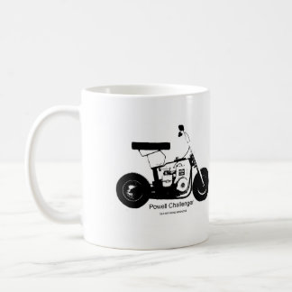 1960s Powell Challenger Mini Bike Vintage Mug
