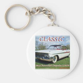 1961_Chevrolet_Impala Keychain