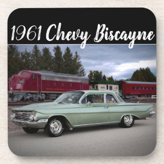 1961 Chevy Chevrolet Biscayne Classic Car Coaster