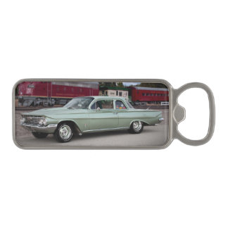 1961 Chevy Chevrolet Biscayne Classic Car Magnetic Bottle Opener