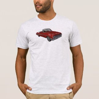 1961 Chevy Impala SS Convertible Classic Car Shirt