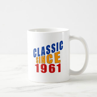 1961 COFFEE MUG